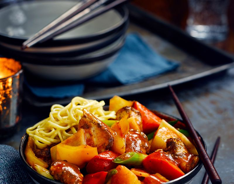 Sweet And Sour Recipe Slimming World Sweet And Sour Chicken Slimming World