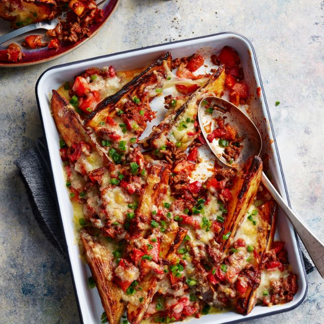 Chilli Loaded Wedges