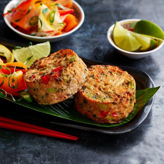 Thai Style Fishcakes