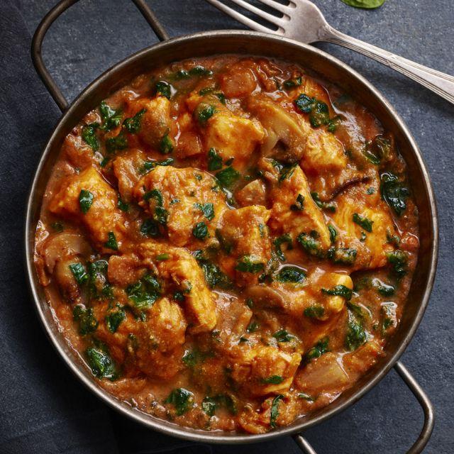 Easy Chicken Curry Slimming World Chicken Saag Slimming World