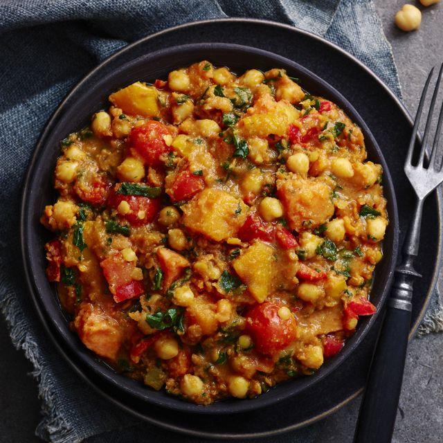 Slimming World Vegetable Dhansak