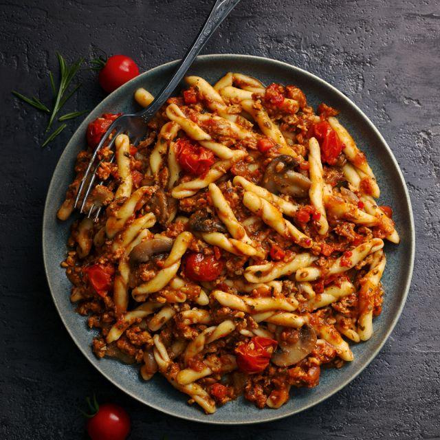 Italian Style Sausage Pasta Slimming World