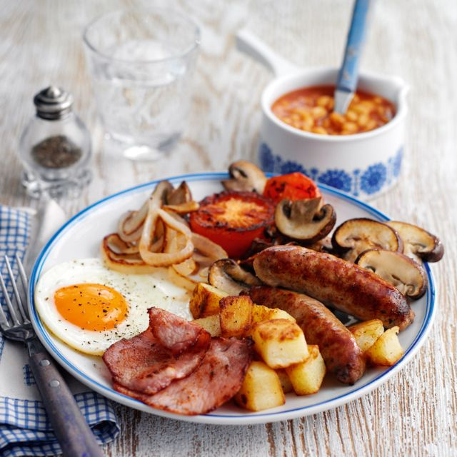 Healthy Full English Slimming World Classic Big Breakfast Slimming World