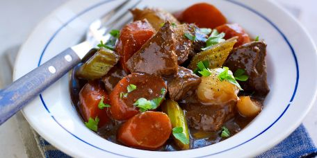 Irish Beef And Guinness Casserole Slimming World