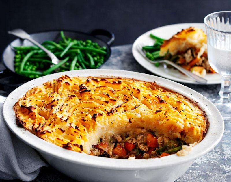 Healthy winter recipes - Slimming World Turkey thatch ...