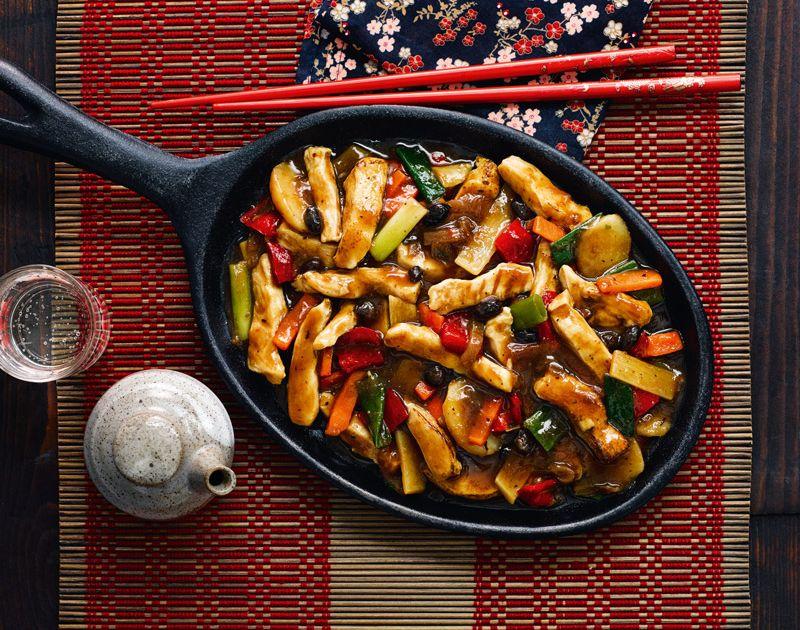 Chinese Chicken Recipe Slimming World Chicken In Black Bean Sauce Slimming World